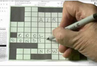 River Ridge Golf Club Crossword Puzzle Ad